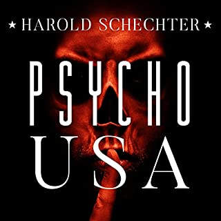 Psycho USA audiobook cover art