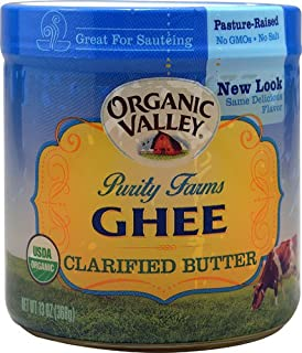 Organic Valley Purity Farms Ghee Clarified Butter -- 13 oz - 2 pc