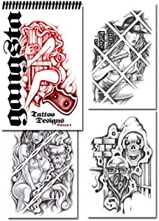 Gangsta Tattoo Designs (Volume 1)