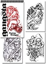 Best gangsta tattoo stencils Reviews