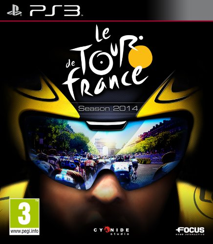 Tour De France 2014 (Playstation 3) [Edizione: Regno Unito]