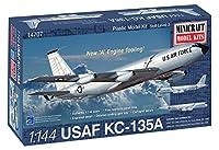 プラッツ 1/144 アメリカ空軍 KC-135A プラモデル MC14707