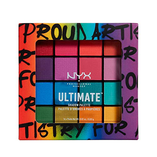 Sombras Maquillaje Glitter marca NYX PROFESSIONAL MAKEUP