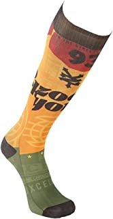 Gln Adult Tie Dye Sublimated Colorful Athletic Basketball Sports Crew Tube Socks