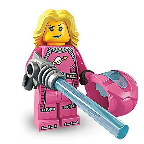 LEGO 8827 Minifigures Serie 6 – Chica Intergaláctica Mini Action Figure