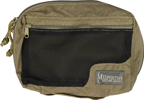 Maxpedition Gear Individual First Aid Pouch, Khaki