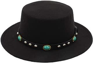 Bin Zhang Winter Wool Felt Fedora Hats For Men Vintage Black Godfather Mans Autumn Round Top Fashion Pork Pie Hat Ribbon