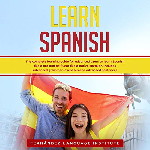 Couverture de Learn Spanish
