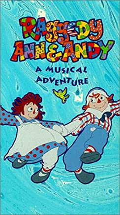 Raggedy Ann & Andy: A Musical Adventure VHS