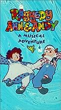 Raggedy Ann & Andy: A Musical Adventure VHS