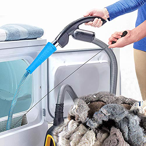 Dryer Vent Cleaner Kit Vacuum Ho...