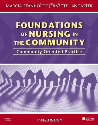 Foundations of Nursing in the Community:...