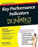 Key Performance Indicators For Dummies [Lingua inglese]