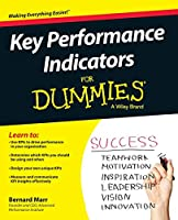 Key Performance Indicators For Dummies (For Dummies (Business & Personal Finance))