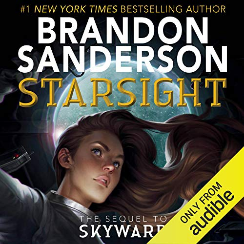 Page de couverture de Starsight