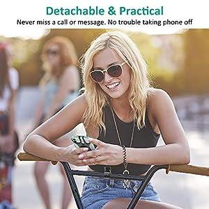 """【Superior】 Cocoda Soporte Movil Bici Desmontable, 360°Rotación Soporte Móvil Moto, Ajustable Soporte Teléfono Manillar para iPhone 11 Pro Max/11 Pro/11/XS/XS MAX, Samsung, Xiaomi, Huawei (4.0""""-6.5"""")"""