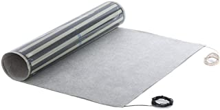 QuietWarmth PWT3X10F120 Perfectly Warm Electric Floor Heating System, 3' x 10' -120V, Gray