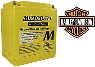 Batería AGM Motobatt MBYZ16H YTX14HBS,YTX14BS,YTX14LBS, GYZ16H para Moto Harley Davidson Sportster XL 04-15