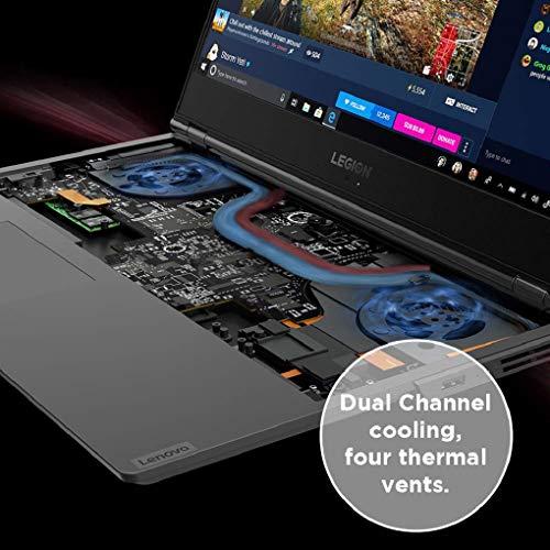 Lenovo Legion Y540 9th Gen Intel core i7 15.6 inch FHD Gaming Laptop (16GB/1TB SSD/Windows 10/MS Office/6GB NVIDIA RTX2060 Graphics/Black/2.3Kg)81SX00G6IN