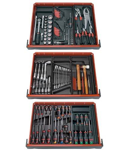 Zusammensetzung 136 Werkzeuge.