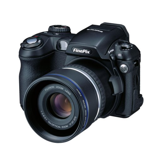 Fujifilm Finepix S5100 4MP Digital Camera with 10x Optical Zoom