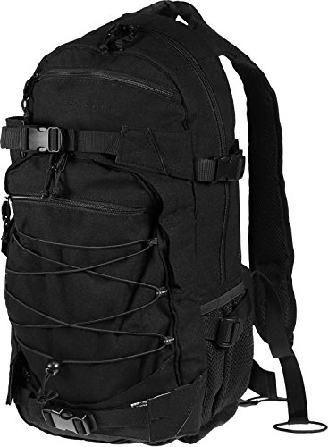 Forvert New Louis 20L - Rucksack/Backpack - Flannel Black
