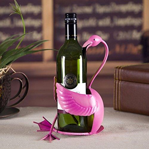 Flamingo Wine Holder