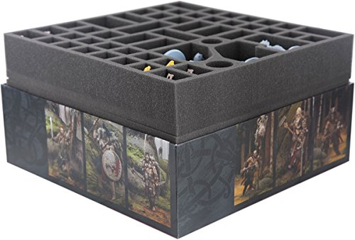 Feldherr Foam Tray Value Set for Blood Rage and The Kickstarter Exclusives