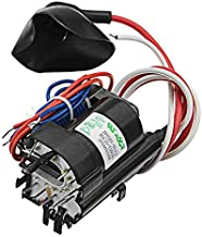 DC 12-36V 10A 300W ZVS Tesla Coil High Voltage Genrator Driver Board Discharge Flyback Genrator Module Long Arc Ignition Coil for SGTC/Marx Generator/Jacob's Ladder Heater Power Module
