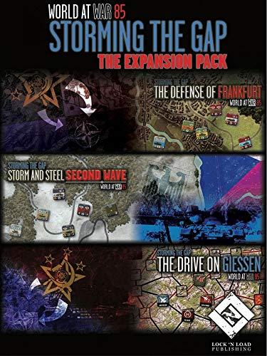 Strategic Wargame World at War 85 - Volume 1: Storming The Gap Expansion Pack