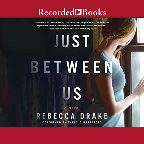 Couverture de Just Between Us