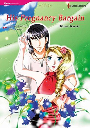 His Pregnancy Bargain: Harlequin comics (English Edition)