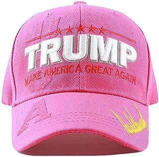 pink maga hat