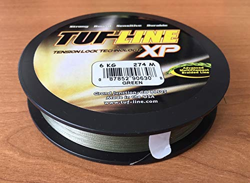 Tuf Line Western Filament Lead Core Ligne de la p/êche /à la tra/îne