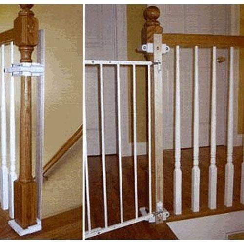 Stairway Gate Installation Kit (K12) by KidCo