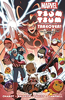 Marvel Tsum Tsum  Takeover!