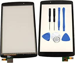 Li-SUN Touch Screen Digitizer for LG G Pad F 8.0 V495 V496 UK495, Front Glass Replacement with Repair Tool Kit