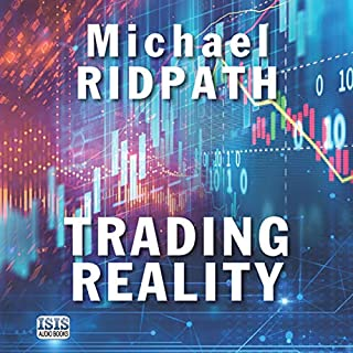 Trading Reality audiobook cover art
