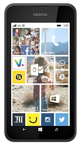 NOKIA Lumia 530 schwarz - Dual-SIM-Smartphone