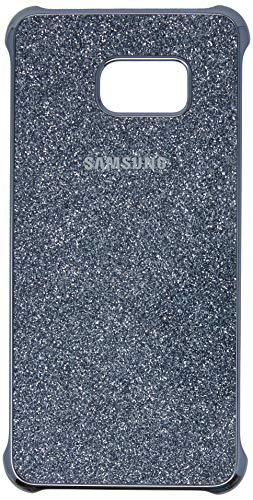 Samsung EF-XG928CSEGBR - Capa Protetora Glitter Galaxy S6 edge+, Prateado Brilhante