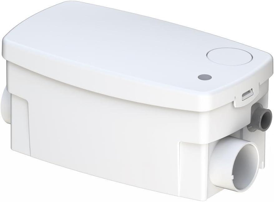 Saniflo 010 SANISHOWER Light Duty Pump White Water Gray unisex Cheap sale