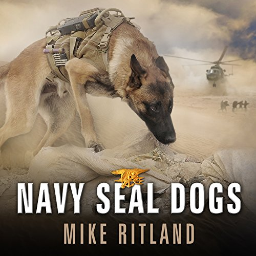 Page de couverture de Navy SEAL Dogs
