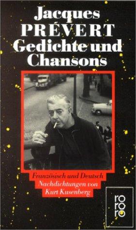 Gedichte und Chansons. Französisch - Deutsch