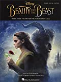 Beauty And The Beast: Music From The Motion Picture Soundtrack (PVG): Songbook für Klavier, Gesang, Gitarre