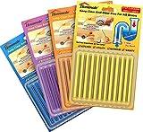 Drain Sticks Drain Cleaner Sticks Drain Deodorizer Sticks for Preventing Clogs Eliminating...