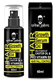 UrbanGabru Hair Growth Serum Oil With Castor Oil - Hair Fall Control Oil