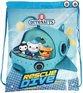 Octonauts Backpack Library Beach Bag