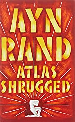 "Cover of Ayn Rand's ""Atlas Shrugged."""