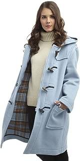 Original Montgomery Womens Long Duffle Coat - Baby Blue (28)