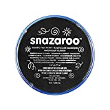 Snazaroo- Pintura facial y Corporal, 18 ml, Color negro, Adult One Size (Colart 18111)